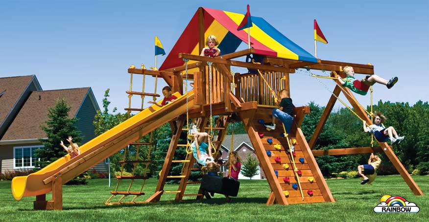 The Playground World Middle East, Play System, Fine residential play equipment